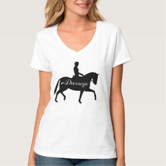 馬場馬術のTシャツ Tシャツ