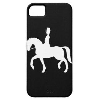 馬場馬術アイコン iPhone SE/5/5s ケース