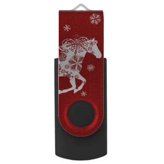 馬好き USBフラッシュドライブ