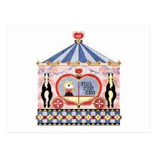 馬姫様(FOAL PRINCESS) ポストカード