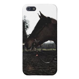 馬頭部のiPhoneの場合 iPhone 5 Case