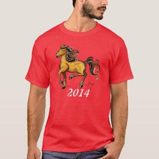 馬2014年の年 Tシャツ