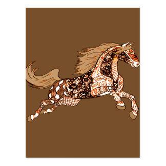 馬3 ポストカード