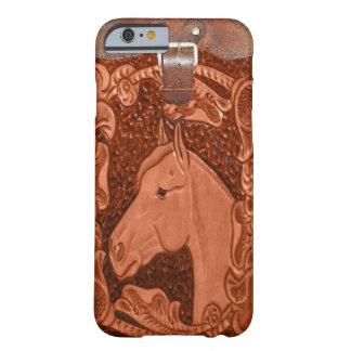 """""""馬""""の西部のiPhone6ケース iPhone 6 ベアリーゼアケース"""