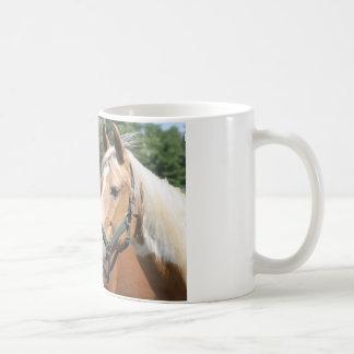 馬 コーヒーマグカップ