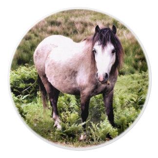 馬 セラミックノブ