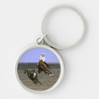 馬-切断の馬 キーホルダー