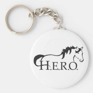 馬、教育、救助の団体や組織 キーホルダー