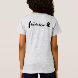 馬、花、武器- Steeleの姉妹2016年 Tシャツ