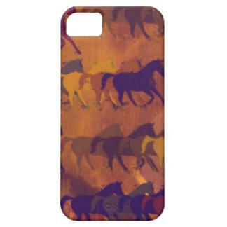 馬|農場|パターン iPhone 5 ケース