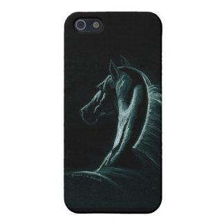 馬 iPhone 5 カバー