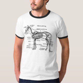 馬 Tシャツ