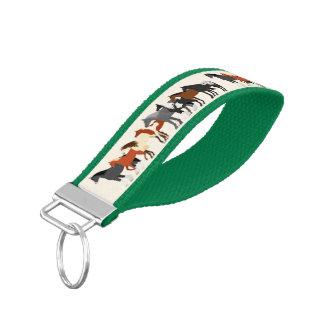 馬Keychain リストバンドキーホルダー