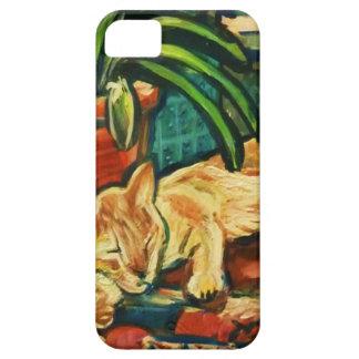 駅の猫-トレド、スペイン iPhone SE/5/5s ケース