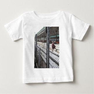 駅ミャンマー ベビーTシャツ