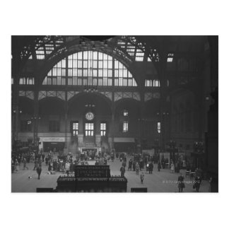 駅 ポストカード