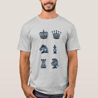 駒の点検の仲間のTシャツ Tシャツ