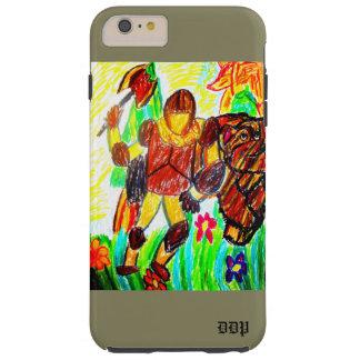 騎士およびくま TOUGH iPhone 6 PLUS ケース