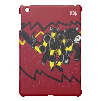騎士および雄牛 iPad MINIカバー