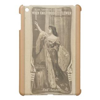 騎士の爵位が花にあった時 iPad MINIケース