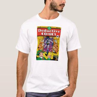 騎士夜警の演繹的な漫画#40の人のティー Tシャツ