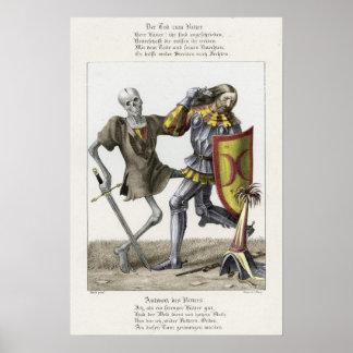 -騎士絞首刑 ポスター