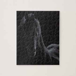 騎士馬のコレクション ジグソーパズル