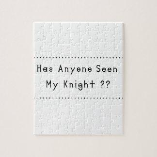 騎士 ジグソーパズル