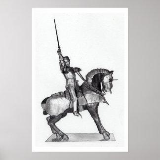 騎士 ポスター