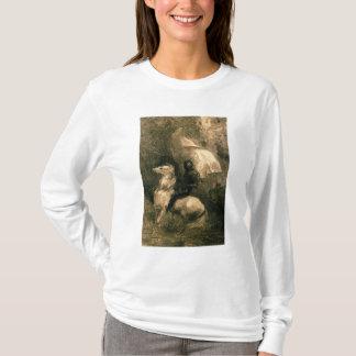 騎士、c.1885 tシャツ