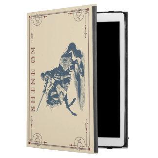 """騎士、Kickstand無しのiPadのプロ場合で照らして下さい iPad Pro 12.9"""" ケース"""