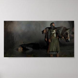 騎士Hospitaller ポスター