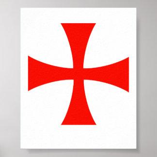 騎士Templarのイメージ ポスター
