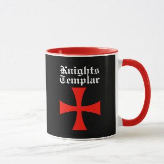 騎士Templar*ジェイクスde Molay Cup マグカップ