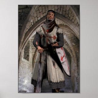 騎士Templar -最後の立場 ポスター