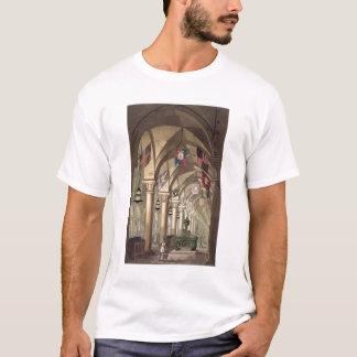 騎士Templar、c.1820-39 (アクアチント)の墓 Tシャツ