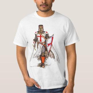 騎士templar Tシャツ