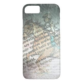 騎手/ジャンパーのための最もクールな箱! iPhone 8/7ケース
