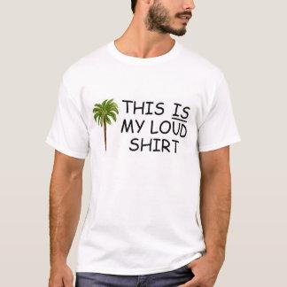 騒々しいワイシャツ Tシャツ