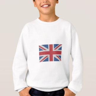 騒々しい英国国旗 スウェットシャツ