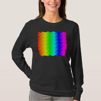 騒々しい虹 Tシャツ