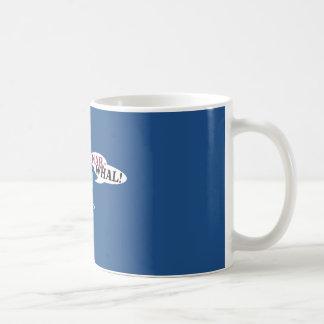 騒々しいNarwhal コーヒーマグカップ