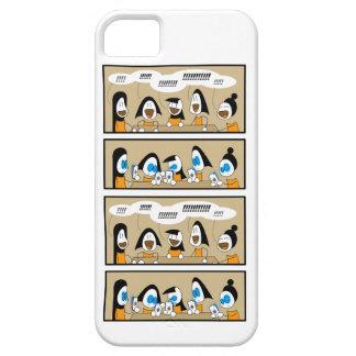 騒々し静か騒々しいiPhone/iPadの場合 iPhone SE/5/5s ケース