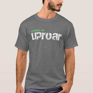 騒動、サポート平和部隊のTシャツを作成して下さい Tシャツ