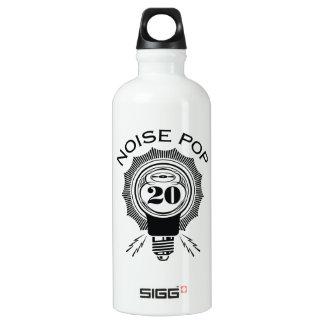 騒音の破裂音20 ウォーターボトル