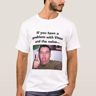 騒音のTシャツ Tシャツ