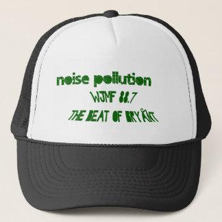 騒音公害の帽子 キャップ