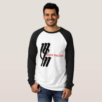 騒音機械ワイシャツ Tシャツ