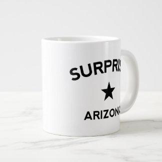 驚きのアリゾナの大きいマグ ジャンボコーヒーマグカップ