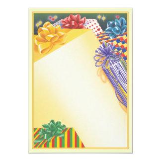 驚きのパッケージの© カード